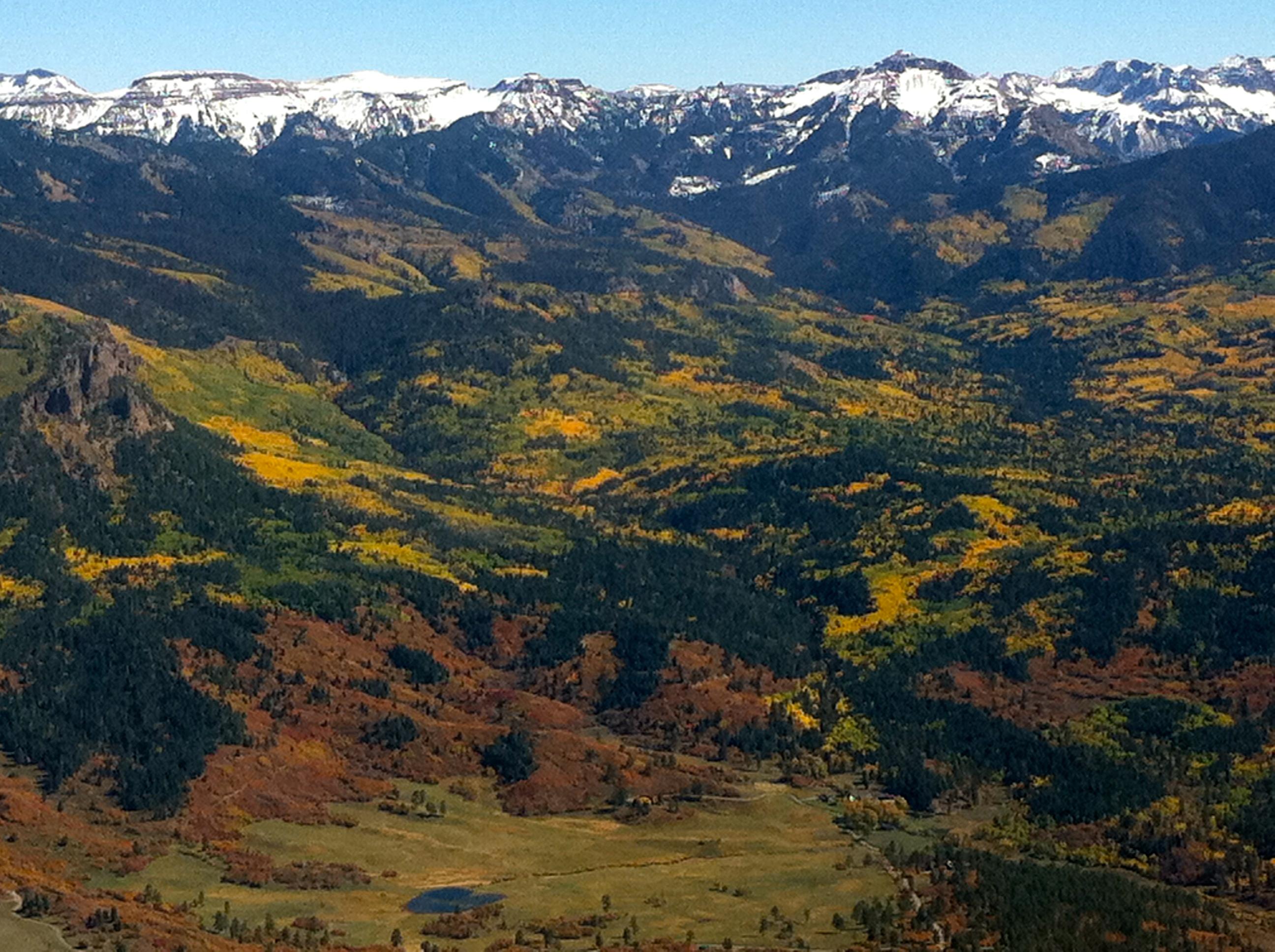 Mountains Above 14000 Feet Photo